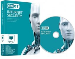 ESET Internet Security Antivirus One User with Free T-Shirt(Original )